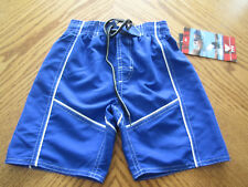TYR Boy's Royal Blue Trunks