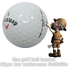 25 Callaway HX Diablo Golfbälle - Lakeballs in AAA - AA Qualität C-19