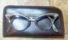 Women's American Optical Vintage Cat Eye 1/10 12K Gold Filled Glasses