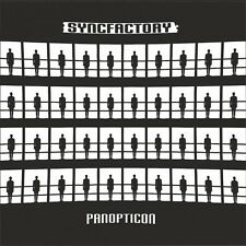 SYNCFACTORY Panopticon CD Digipack 2017 LTD.300