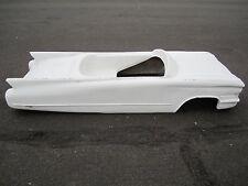 1960 Cadillac Convertible hot rod stroller pedal car fiberglass body 1959 1961