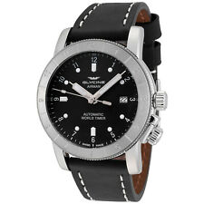 Glycine Men's 3955.191.LB9B Airman Double Twelve Automatic 42mm - GL0063