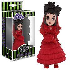 Funko - Rock Candy: Horror - Lydia (Red Wedding Dress) Brand New In Box