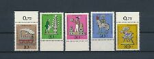 Germany B450-4 MNH, Tin Toys 1969