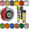 E-Tech Engine Bay, Valve & Wheel Hub Brake Caliper Paint Full Kit - 16 Colours