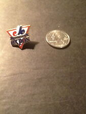 MONTREAL EXPOS LOGO PIN, LIMITED EDITION, PETER DAVID