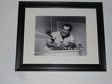 """Framed Jack Nicholson One Flew Over the Cuckoo's Nest Poster Glass 14"""" by 17"""""""