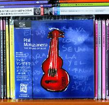 Phil Manzanera - The Sound Of Blue / Japan Mini LP SHM CD 2015 NEW! / Roxy Music