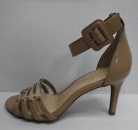 Jessica Simpson Size 7 Beige Heels Sandals New Womens Shoes