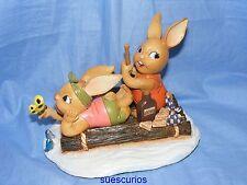 Pendelfin Rabbit Exclusive Colourway Raft Ltd Ed New Boxed