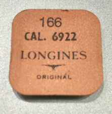 NEW OLD STOCK LONGINES cal. 6922 CASING CLAMP WATCH PART # 166 NOS