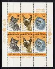 New Zealand B117a MNH Cats