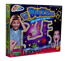 Beat The Buzzer Buzz Wire Activity Game Steady Hand Skill Kids Toy Game 16-6614