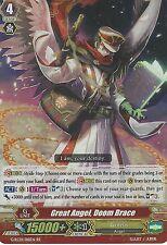 CARDFIGHT VANGUARD CARD: GREAT ANGEL, DOOM BRACE - G-RC01/018EN RR
