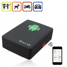 Mini Locator Track Real Time Car Pet Kids Tracker Spy GPS GSM GPRS Tracking New