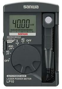 Sanwa Laser Power Meter LP-10 Light Level Check Maintenance