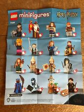 LEGO 71028 MINIFIGURE – HARRY POTTER SERIE 2 – Completa la tua collezione!
