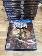 Doom Eternal PlayStation 4 Ps4 2020 Brand New Sealed