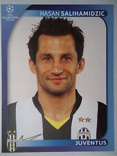 Panini 321 Hasan Salihamidzic Juventus Turin UEFA CL 2008/09