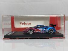 Veloce 1:64 Ferrari 488 Liberty Walk Red Bull Limited 38/60