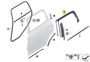 MINI COUNTRYMAN R60 WINDOW GUIDE LEFT REAR DOOR copy