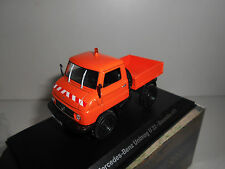 MERCEDES-BENZ UNIMOG U32 BAUREIHE 411 UNIMOG COLLECTION ATLAS IXO 1:43