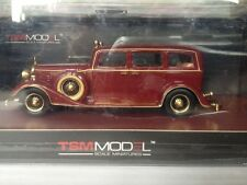 1:43 Truescale Cadillac 1932 DeLuxe Tudor 8C The Last Emperor TSM123312