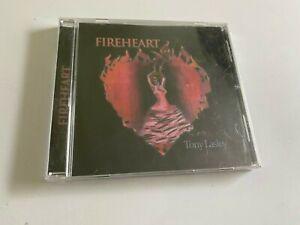 Fireheart Audio CD Tony Lasley Neuf Scellé