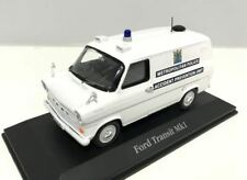 Atlas Editions - FORD TRANSIT 'Best of British Police Cars' - Model Scale 1:43