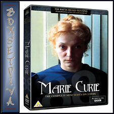 MARIE CURIE - COMPLETE BBC MINI SERIES  **BRAND NEW DVD ***