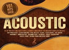 101 HITS: ACOUSTIC - NEW CD COMPILATION