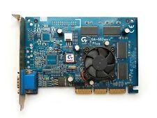AGP vintage videocard Gigabyte GA-660 Plus 32MB - Nvidia Riva TNT2-A !!! 0.22mkm
