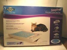 (3)PetSafe ScoopFree Self-Cleaning Cat Litter Box Tray Refills