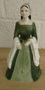 COALPORT Henry VIII Wives Catherine Parr Peter Jones 1998 (Hospiscare)
