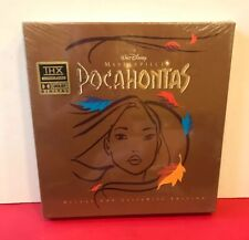 Disney Masterpiece   Pocahontas  Deluxe Edition Laserdisc Sealed