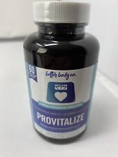 Provitalize Probiotic Weight Management Complex Formula Better Body Co