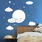 Cartoon Clouds Wall Stickers Kids Room Decoration Vinyl Wall Decals Home Decor*