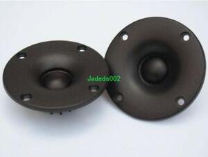 "2pcs 3""inch tweeter 75mm 6Ω/8Ω 10W HIFI Speaker loudspeaker With heat sink"