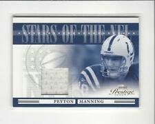 2006 Playoff Prestige Stars of the NFL #3 Peyton Manning JERSEY Colts