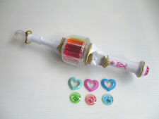 Heart Catch Precure Flower Stick Baton Wand combine save ship cost Japan Used