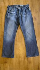 Guess Falcon boot cut men's jeans size W32, L32
