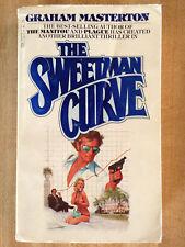 Graham Masterton THE SWEETMAN CURVE 1st 1979 L@@K WOW!!!