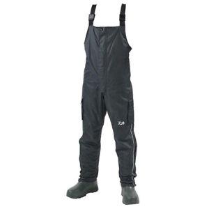 Daiwa Matchwinner Unquilted Bib & Brace - Fishing Clothing