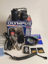 Digital Kamera Olympus Camedia C-4040 ZOOM Top Zustand