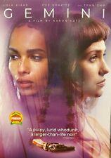 Gemini,(DVD) New/Sealed