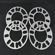 """(4) 1/8"""" inch Wheel Spacers 5lug Spacer 