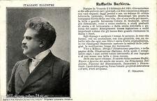 #VENEZIA: ITALIANI ILLUSTRI- RAFFAELLO BARBIERA