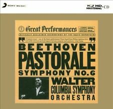 Beethoven: Pastorale Symphony No. 6 (CD, May-2013, K2 HD) LIMITED EDITION # 0458