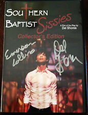 SOUTHERN BAPTIST SISSIES DVD Signed by Del and Emerson!