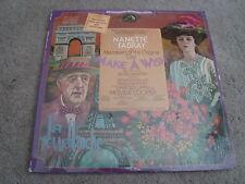 Make A Wish Nanette Fabray SEALED Cast LP
